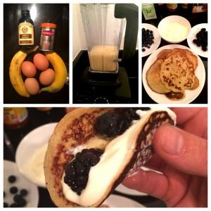Banana and Egg Pancakes Recipe
