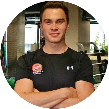 Personal Trainers Staff - Eamonn - Metabolic Fitness Dublin