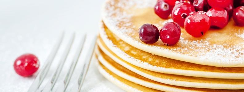 Banana & Egg Pancake Recipe