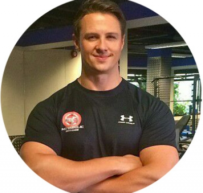 Personal Trainers Dublin Dave - Staff - Metabolic Fitness
